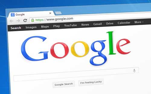 Google Suche mit Operatoren